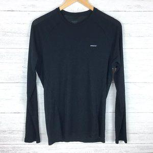 Patagonia Men's Black Capilene 2 Lightweight Shirt